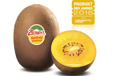 ab mitte mai ist die zespri sungold kiwi wieder im handel erh ltlich fruchtportal. Black Bedroom Furniture Sets. Home Design Ideas