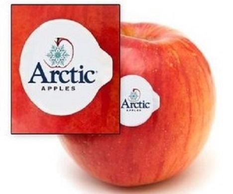 Arctic®-Fuji-Apfelsorte USDA