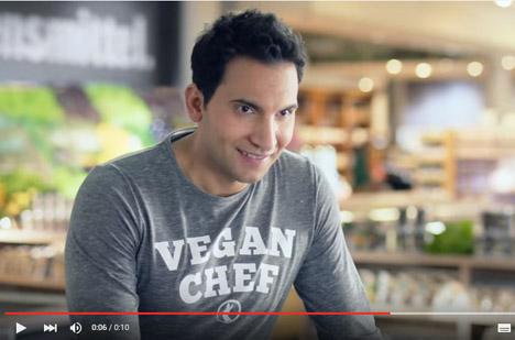 Kampagne zur bewussten Ernährung: EDEKA startet vegane Genussoffensive mit Attila Hildmann