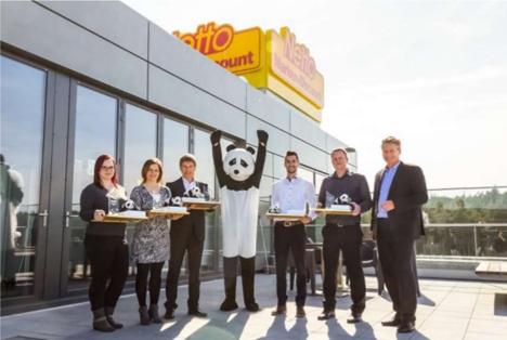 """Netto Marken-Discount und WWF verleihen erstmals """"Panda Award"""""""
