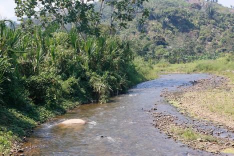 Wasserstudie WWF Edeka Foto: David Dudenhoefer.