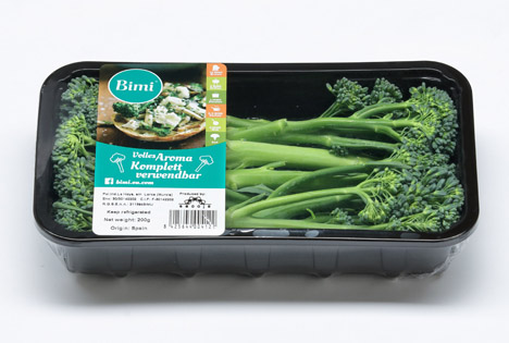 Bimi® - Convenience Brokkoli-Variante und Superfood für die Frischetheke