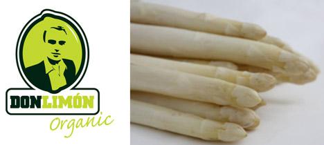Foto/Logo Don Limón Bio - Organic Spargel