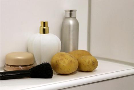 Die Kartoffel als Beauty-Helfer