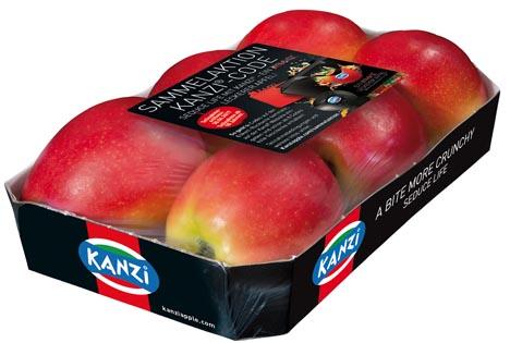 Mit interessanten Prämien in die neue Kanzi®-Sammelaktion