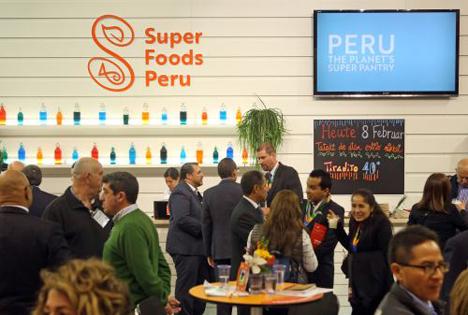 Foto © Super Foods Peru - Andina Newsagency