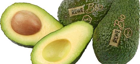 Naturgut-Avocado BIO. Foto © REWE Group