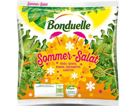 Der Sommer kann kommen: Neue Salat-Ideen von Bonduelle