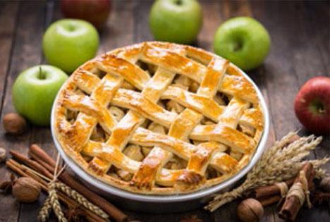 Apfel Pie Foto © BVEO