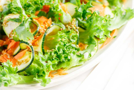 Crystal-Salat. Foto © RijkZwaan