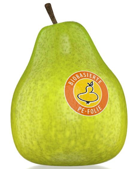 Für die Lebensmittelbranche bietet Etiket Schiller Etiketten aus bio-basierter PE-Folie an. Foto Etiket Schiller GmbH
