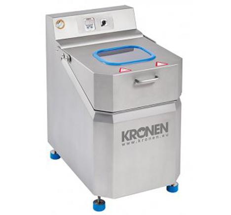 Neue Version: Gemüse- und Salatschleuder KS-100 PLUS von KRONEN. Foto © KRONEN GmbH