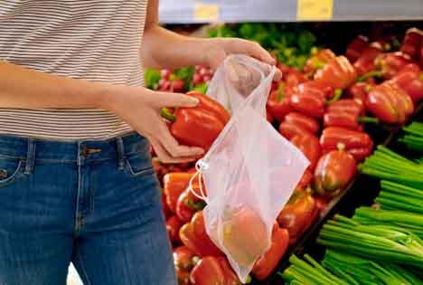 ALDI schafft kostenlose Obst- und Gemüsebeutel ab. Foto © ALDI