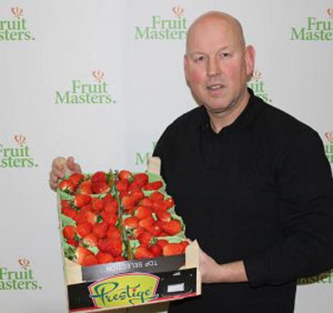 Jan van den Elzen, Uden. Foto © FruitMasters