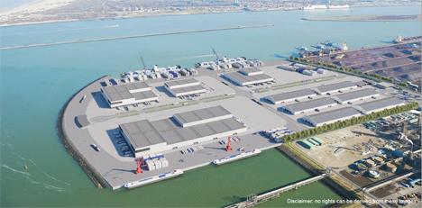 Bild © Hafenbetrieb Rotterdam
