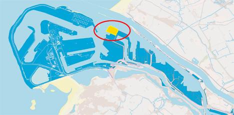 Foto © Hafenbetrieb Rotterdam