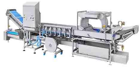 GEWA-AF: Neu entwickelte KRONEN-Waschmaschine. Foto © KRONEN GmbH
