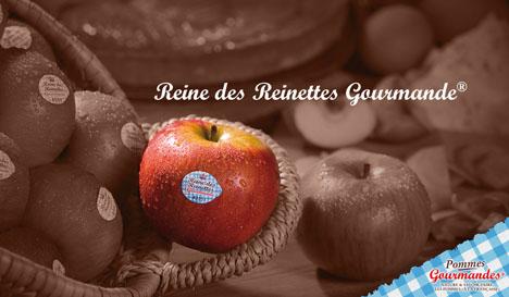 Foto © La Reine des Reinettes Gourmande®