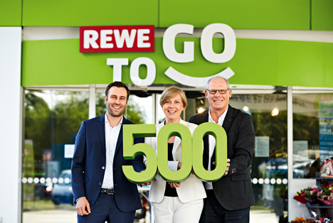 Foto © Aral & REWE To Go
