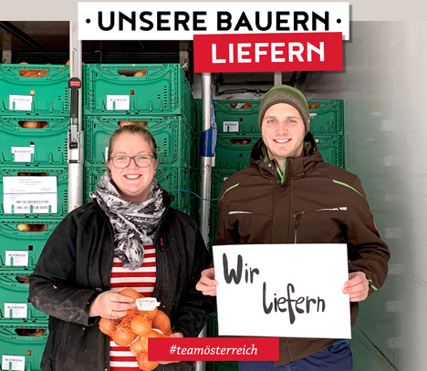 AMA kampagne Unsere Bauern liefern: fam. Mayr in Pupping. Foto © Agrarmarkt Austria Marketing GmbH
