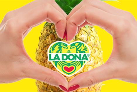 La Dona Fruit bereit für europäische Nachfrage nach panamaischen Ananas