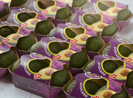 Nature's Pride macht seine Avocado-Verpackungen nachhaltig. Foto © Nature's Pride