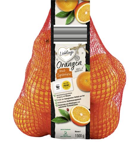 Obst und Gemüse mit Apeel-Mantel bundesweit bei Netto verfügbar. Foto © Netto Marken-Discount AG & Co. KG