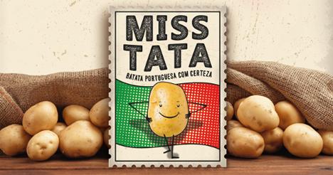 Miss Tata. Foto © Porbatata