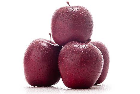 Rote Bigbucks-Äpfel Flash Gala™. Foto © TruCape