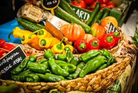 Mand: Besonderer Saisonstart fürs Wiener Gemüse. Copyright: PID/Fürthner