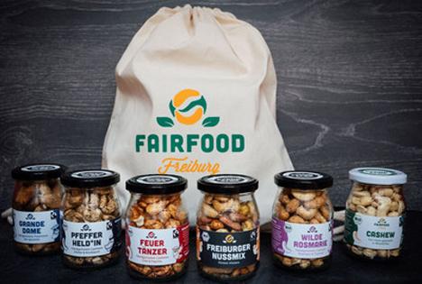 Das Sortiment von fairfood © fairfood.bio