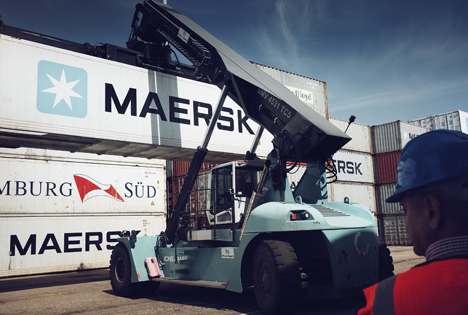 Foto © Maersk Containers