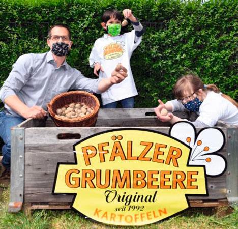 "Foto © EZG ""Pfälzer Grumbeere"""