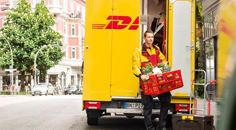 Foto © Rewe Group/DHL/Deutsche Post