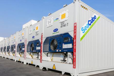 SeaCube bestellt 5.000 neue Carrier-Transicold-Kühlcontainer