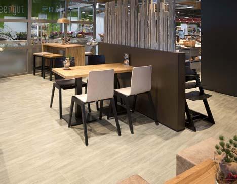 Impression WASGAU Sitzcafé. Foto © WASGAU Produktions & Handels AG