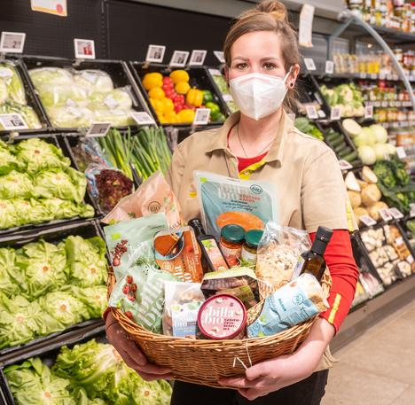 """""""Billa Bio"""" verspricht Genuss in bester Bio-Qualität. Foto © BILLA MERKUR Österreich / Harson"""