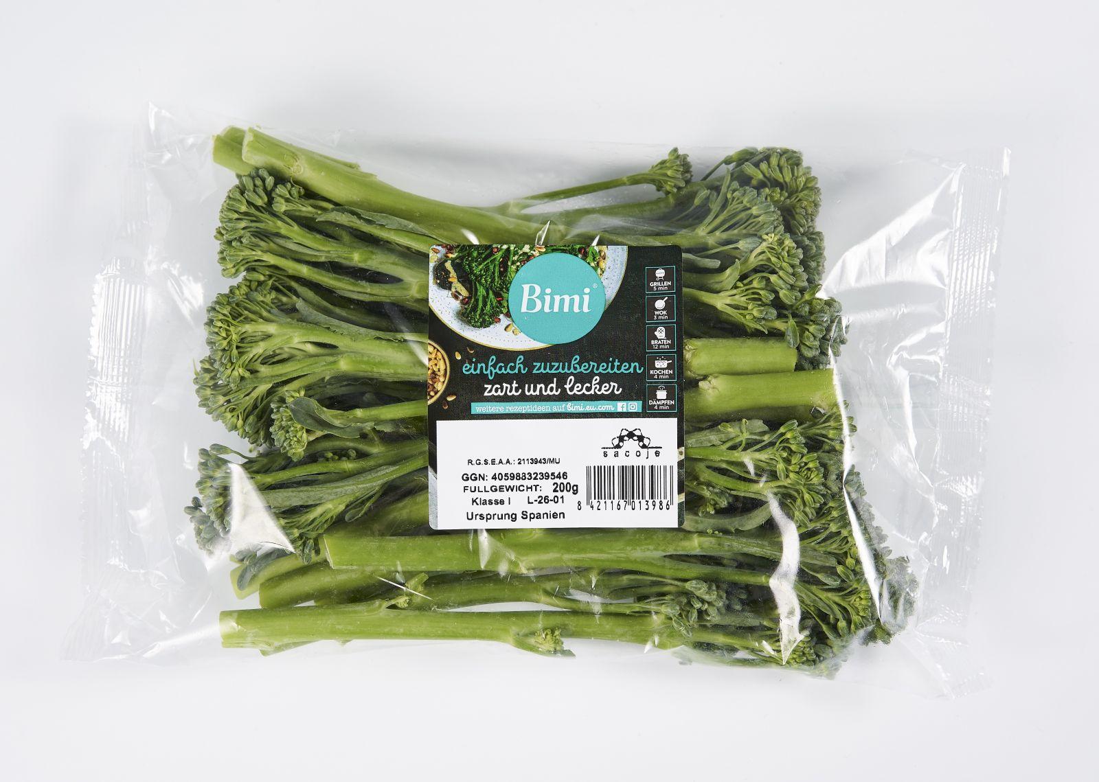 Bimi® Brokkoli