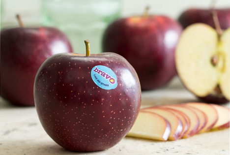Bravo™ Apples. Foto © Department of Agriculture and Food WA Australia