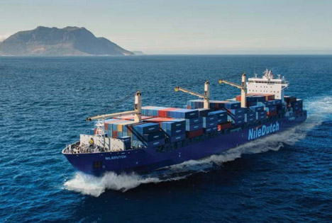Foto © Container Reederei Nile Dutch