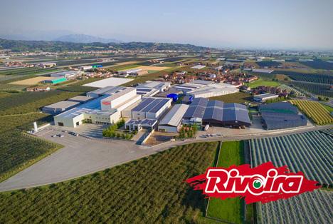 Foto Rivoira, das Hauptquartier in Verzuolo (Foto ©  Fm)