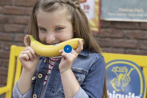 A Yellow Story: Chiquita malt die Welt in Gelb