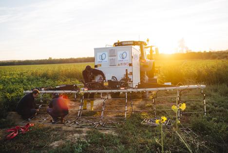 crop.zone Technologie. Foto © crop.zone
